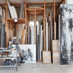Art supplies for your studio